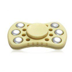 ABS ADHD Fidget Spinner with R188 Bearing Stress Relief Toy Relaxation Gift for Adults - PALOMINO