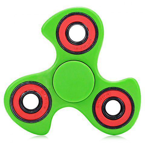 Trendy 608 ABS Fidget Spinner Stress Relief Product Adult Fidgeting Toy GREEN