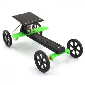 DIY Solar Car Model Assemble Toy Educational Novel Gift -