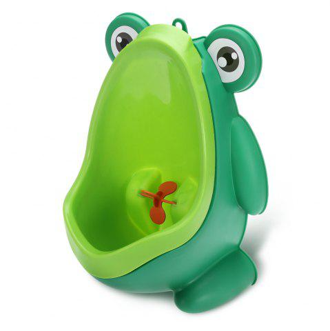 Buy Children Frog Shaped Wall-hung Urinal Removable Kids Potty Toilet Little Boys Pee Trainer