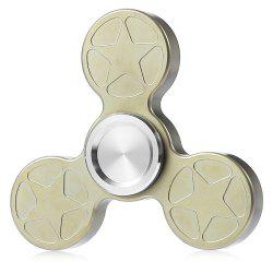 FURA Triangle Fidget Spinner ADHD Stress Reliever Toy Relaxation Gift for Anxiety
