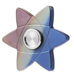 FURA Six-pointed Star Hand Spinner Stress Relief Product Adult Fidgeting Toy