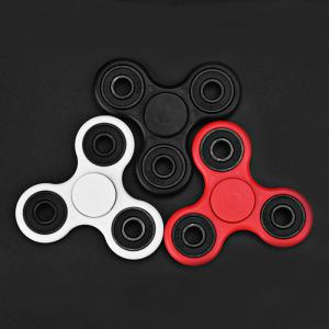 Steel Ball Bearing Gyro Style Stress Reliever Pressure Reducing Toy for Office Worker - COLORMIX