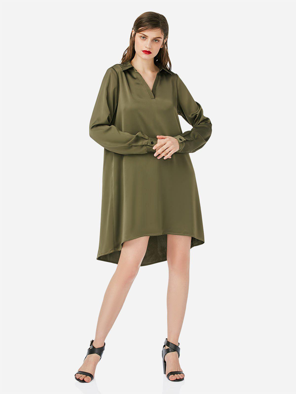 Discount Loose Shirt Dress