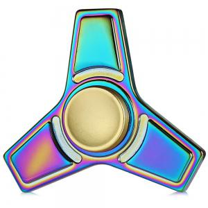 Gyro Pressure Zinc Alloy Reducing Toy for Office Worker - Colorful - 6*6cm