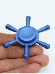Ship Rudder Fingertip Spinning Top Finger Gyro Focus Toy Stress Reliever