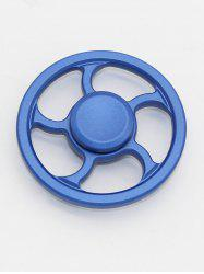 Roue Fingertip Spinning Top Finger Gyro Focus Toys Stress Reliever - Bleu