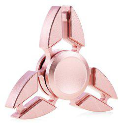 Fashion Gyro Stress Reliever Pressure Reducing Toy for Office Worker - PINK