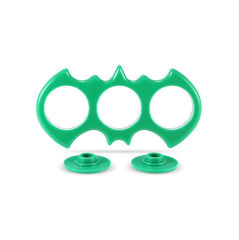 New Owl-shaped ABS Frame for ADHD Fidget Hand Spinner GREEN