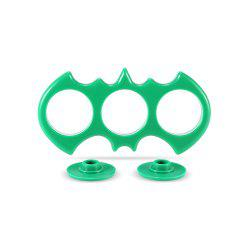 Owl-shaped ABS Frame for ADHD Fidget Hand Spinner - GREEN
