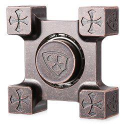 Square Crusader ADHD Fidget Spinner Funny Stress Reliever Relaxation Gift