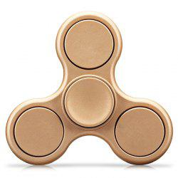 Tri-wing Matte Surface ADHD Fidget Spinner Stress Relief Product Adult Fidgeting Toy -