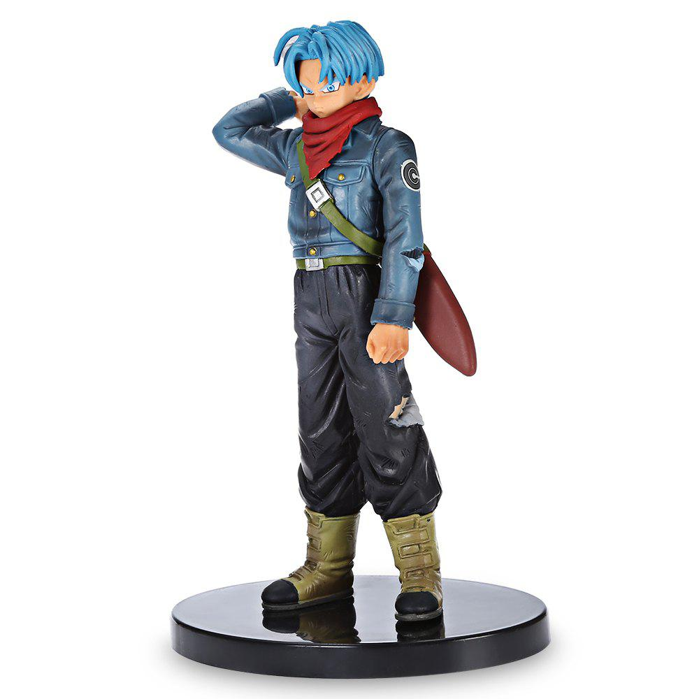 Best Figurine Anime Collectible PVC Action Figure New Year Present - 7.48 inch