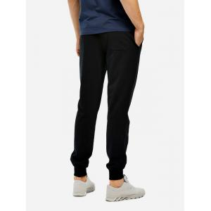 Cotton Sweatpants - BLACK XL
