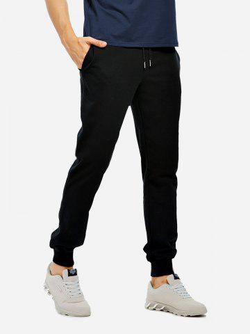 Shops Cotton Sweatpants BLACK XL