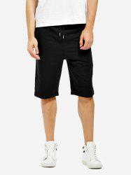 Sweatpants Shorts -