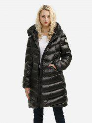 Long Down Jacket -