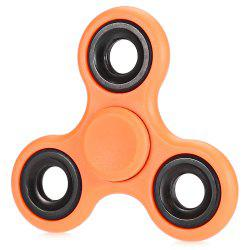 Luminous Fidget Spinner with Iron Bar ABS Plastic Stress Reliever Toy -