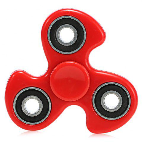 Shops 608 ABS Fidget Spinner Stress Relief Product Adult Fidgeting Toy RED
