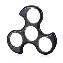 Three-leaf Fire Wheel ABS Frame with Covers for DIY Fidget Spinner -