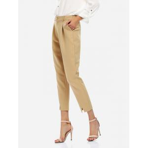 Ankle Length Cropped Pants -