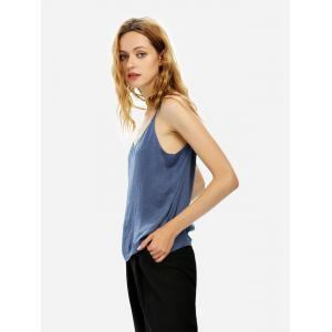 Camisole Top - BLUE GRAY S