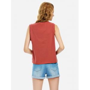 Cotton Tank Top -