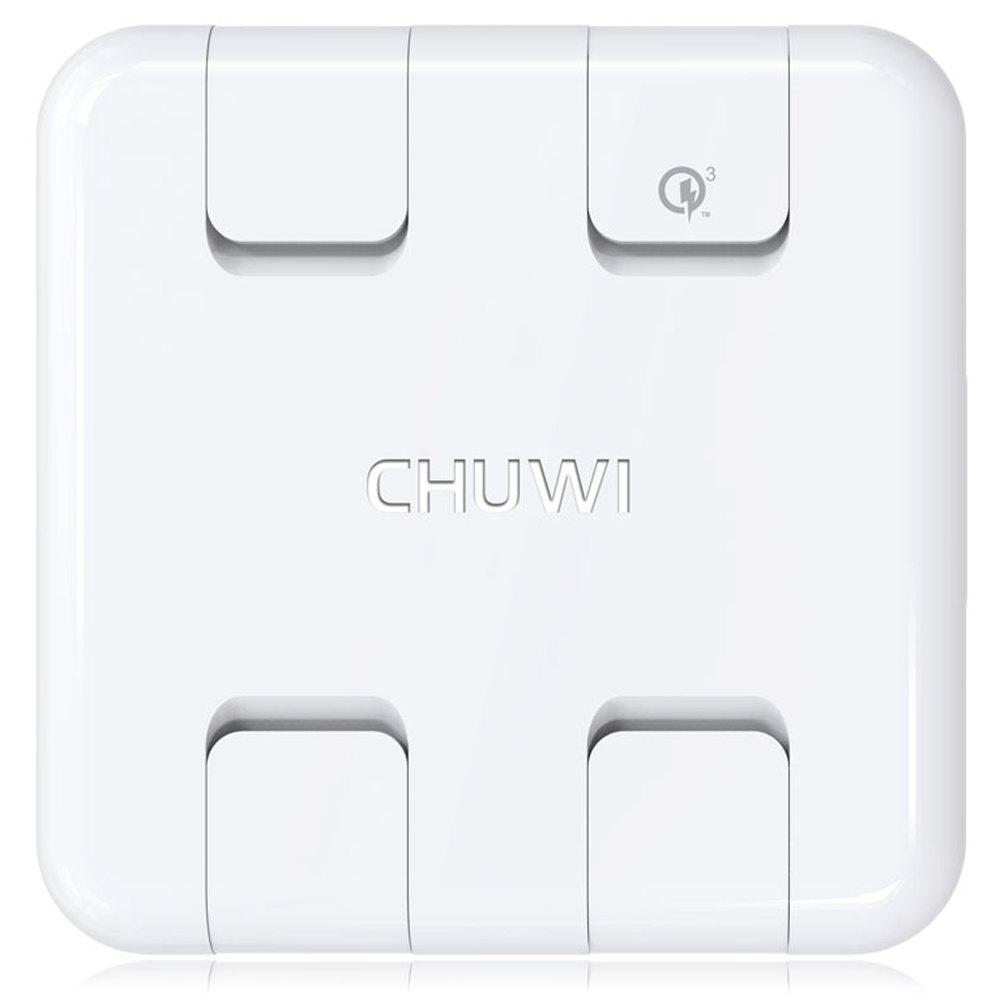 New CHUWI W - 100 QC 3.0 Desktop Power Station Dock Charger Adapter Quick Charge Four