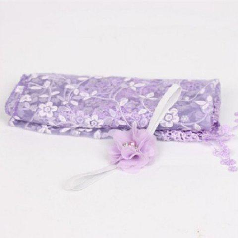 Newborn Maternity Silk Props Baby Photo Photography Quilt with Headband