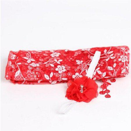 Buy Newborn Maternity Silk Props Baby Photo Photography Quilt with Headband