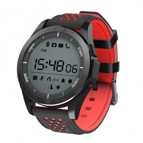 Fancy NO.1 F3 Sports Smartwatch Bluetooth 4.0 IP68 Waterproof Remote Camera Sedentary Reminder Sleep Monitor Pedometer