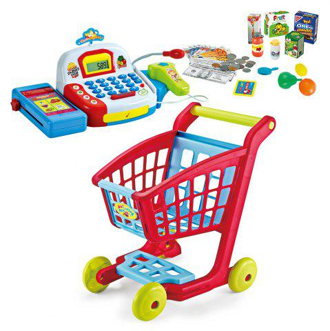 Combo | Cart | Play | Toy | Kid