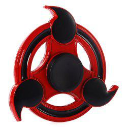 Fire Wheel Alloy Fidget Spinner Funny Stress Reliever Fidgeting Toy for Adults -