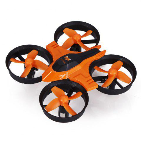Hot FuriBee F36 Mini 2.4GHz 4CH 6 Axis Gyro RC Quadcopter with Headless Mode / Speed Switch -   Mobile