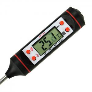 Digital Probe Cooking Thermometer Meat BBQ Steak Food Kitchen Temperature Tester -