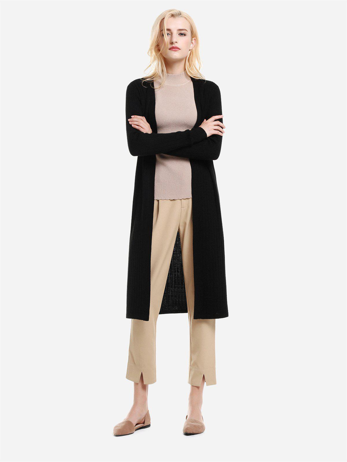 Outfit ZAN.STYLE Slim Fit Long Sleeve Cardigan