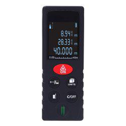 KXL-D40 40m Handheld Range Finder Laser Distance Meter Measure -