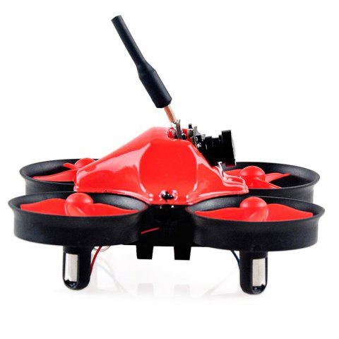 New Makerfire MICRO FPV 64mm Mini RC Racing Drone BNF 5.8G 520TVL 2.4GHz 6-axis Gyro with F3 EVO FC Ducted Fan -   Mobile