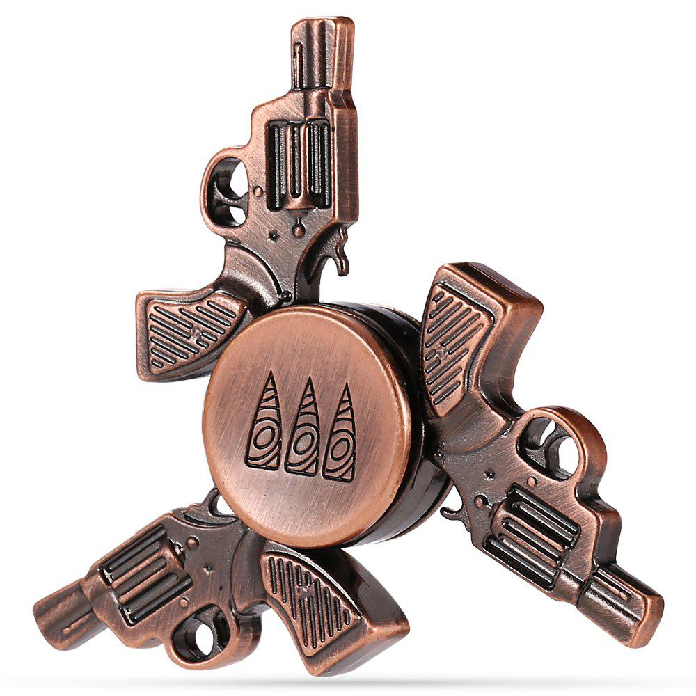 Shop Novelty Retro Pistol Fidget Tri-spinner