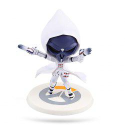 Cosplay Game Action Figure Collectible ABS + PVC Figurine Toy - 4.33 inch -