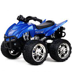 LIANGANG A6 4D 1 / 12 Full Scale 2.4G 6 Channel Realistic Motorcycle RTR -