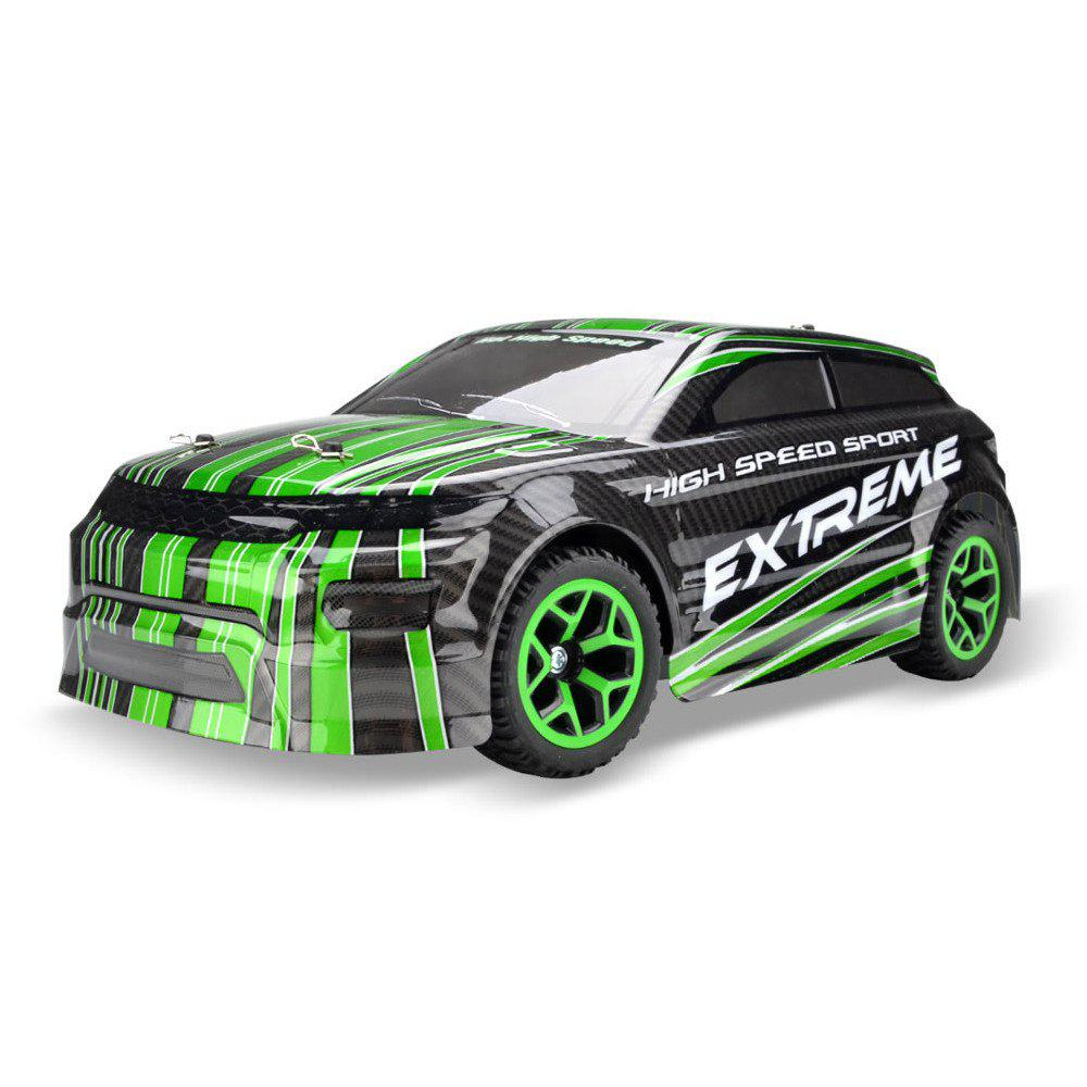 Affordable ZC X - Knight 333 - GS08B 1 / 18 Full Scale 4WD 2.4G 4 Channel High Speed Crossing Car RTR