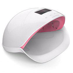 UV - 001 50W UV LED Nail Lamp Curing Dryer 28 Light Beads with 3 Timer Setting Gel Based Polishes Physiotherapy Skin Care -