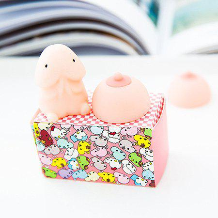 Anti-stress Squishy Squeeze Soft Stretchy Kawaii Animal Toy