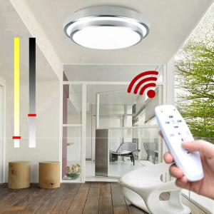 Led Ceiling Lights Change Color Temperature Ceiling Lamp 40W Smart Remote Control Dimmable Bedroom Living Room -