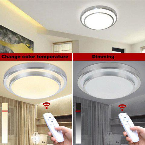 Latest Led Ceiling Lights Change Color Temperature Ceiling Lamp 40W Smart Remote Control Dimmable Bedroom Living Room
