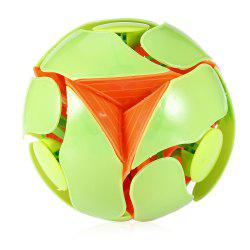 Switch Pitch Color-flipping Ball Creative Toy -
