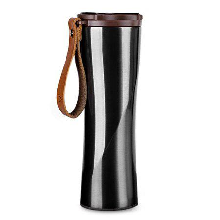 Fancy Xiaomi Simple Stainless Steel Intelligent Thermal Vacuum Water Bottle from xiaomi youpin