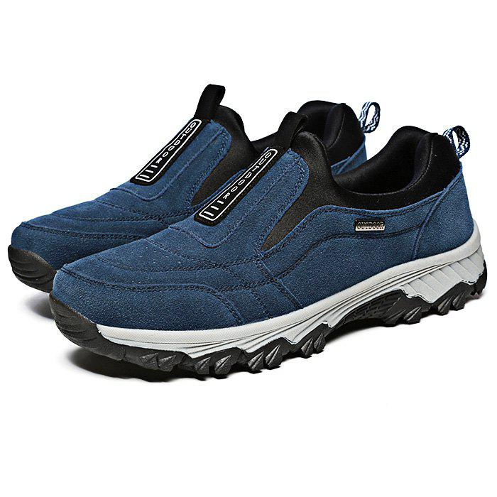 Fancy Soft Comfortable Outdoor Anti Slip Athletic Shoes for Elderly Men