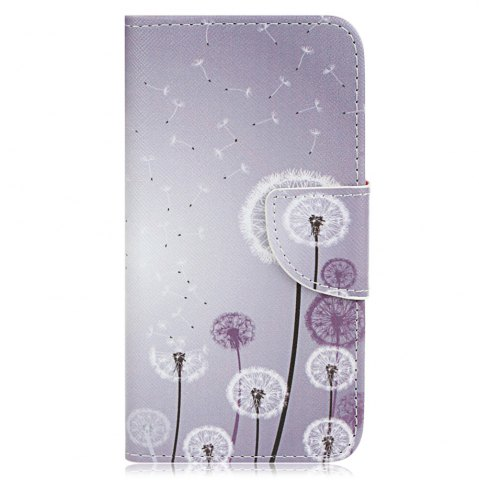 Dandelion Knife et Cut Color Housse de protection pour Sony Xa